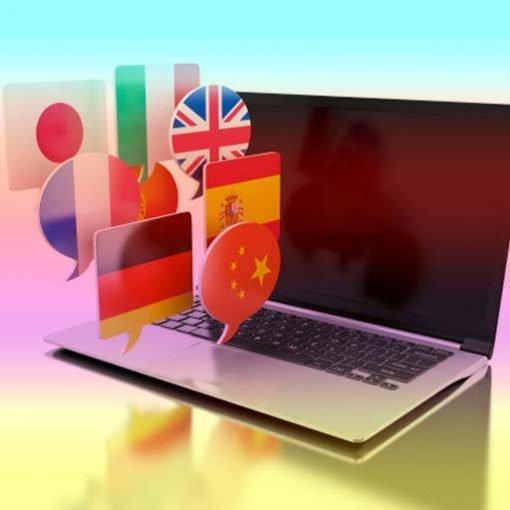 sito multilingua